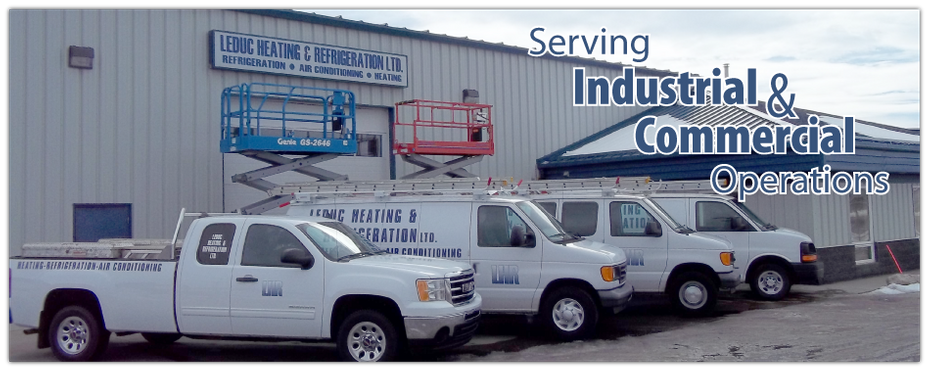 serving industrial & commercial operations